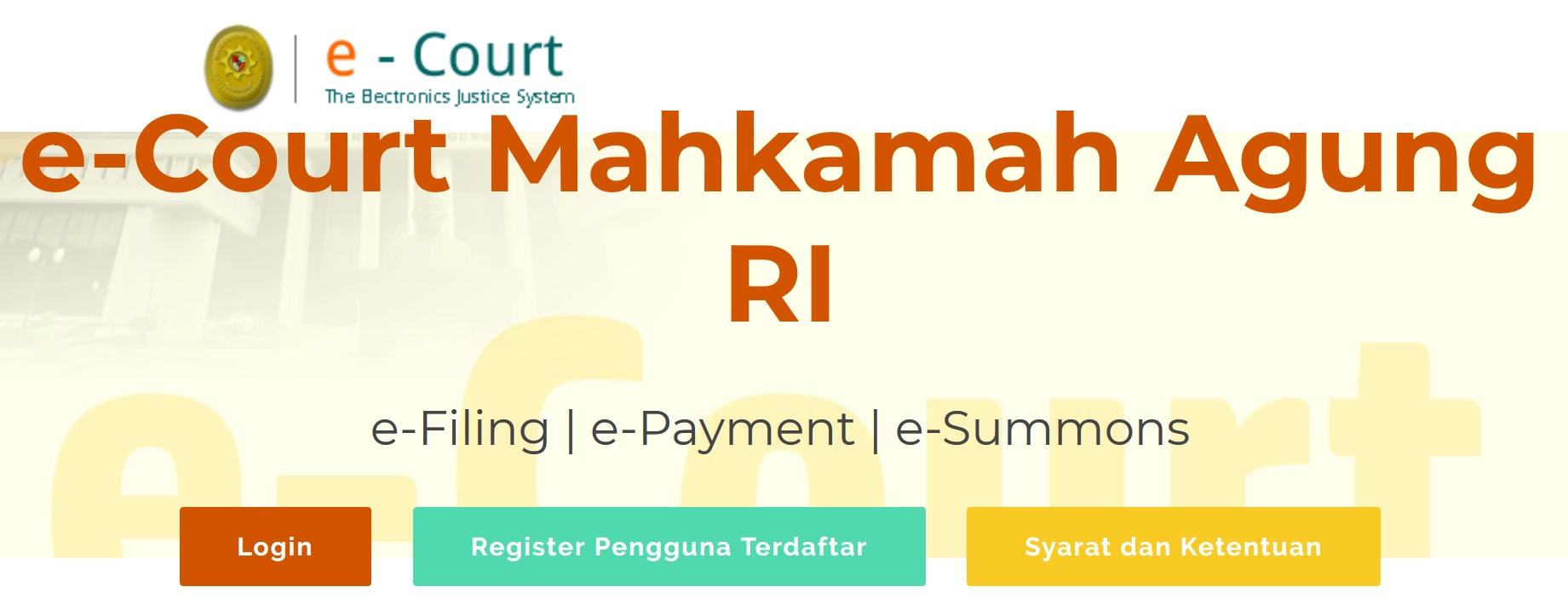 Layanan Pendaftaran Online